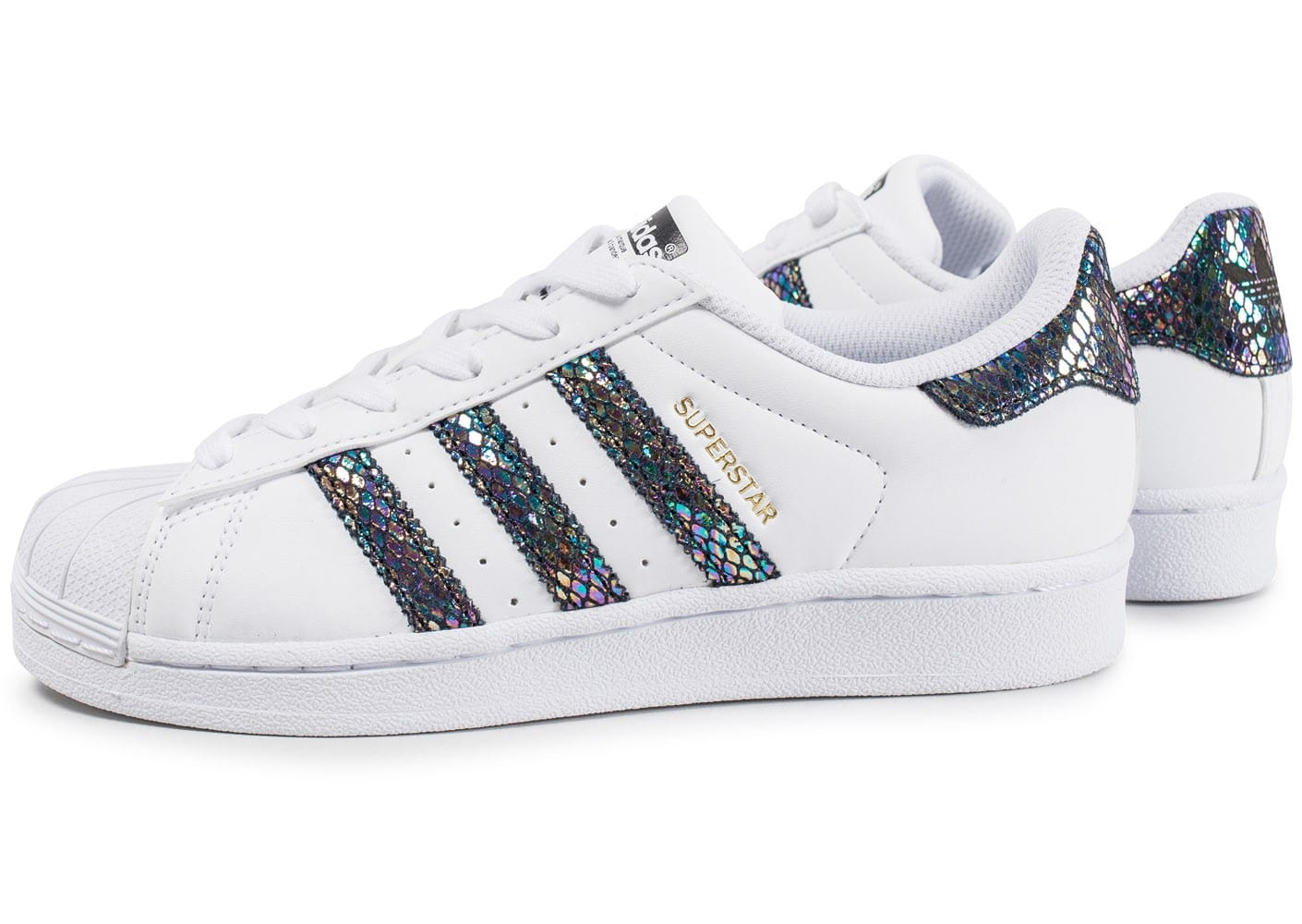 adidas superstar qui brille