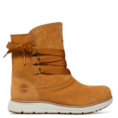 bottes timberland femme hiver
